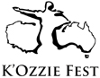 K'Ozzie Fest logo